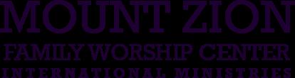 Mount Zion Logo
